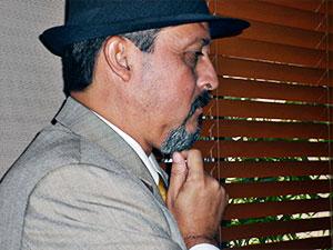 Óscar Jairo González - Fotografía por Ángela Ospina C.