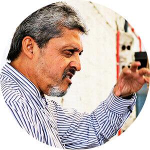 Óscar Jairo González Hernández - Foto © Alejandro Díaz