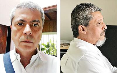 Óscar Naranjo / Óscar González