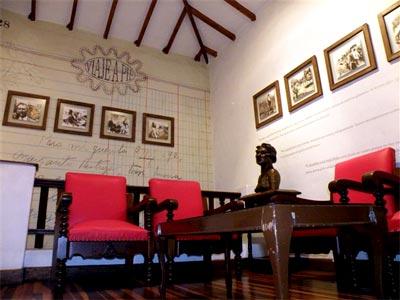 Casa Museo Otraparte - Foto por Efraín Zapata para El Informador de Comfama