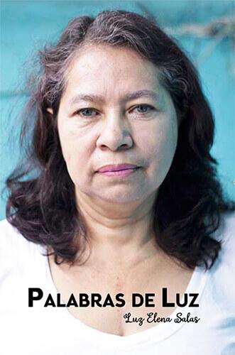 Portada del libro «Palabras de Luz» de Luz Elena Salas