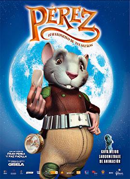 Pérez - El ratoncito de tus sueños - Juan Pablo Buscarini
