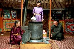 El perro mongol - Byambasuren Davaa