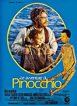 Le avventure di Pinocchio - Luigi Comencini