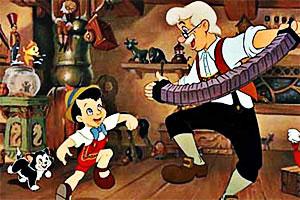 Pinocho - Ben Sharpsteen / Hamilton Luske