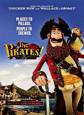 ¡Piratas! - Peter Lord / Jeff Newitt