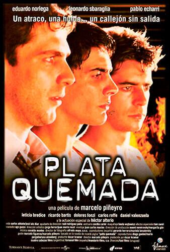 Plata quemada - Marcelo Piñeyro