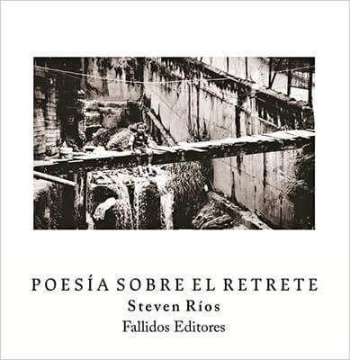 """""""Poesía sobre el retrete"""" de Steven Ríos"""