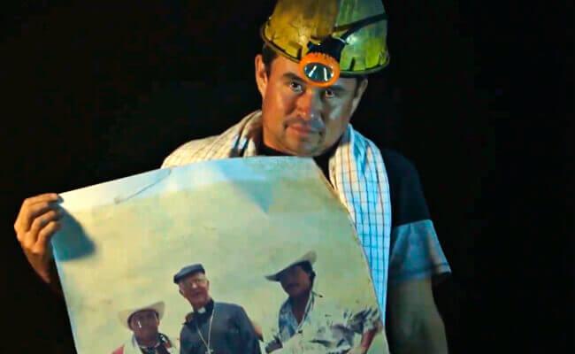 Fotograma de la serie documental «Postconflicto Corp.» de Felipe Martínez