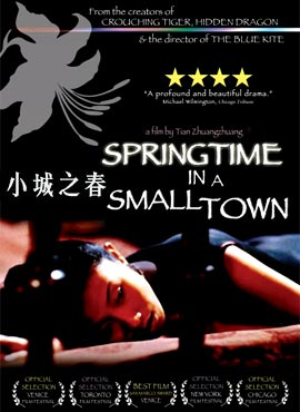 Primavera en un pueblo pequeño - Zhuangzhuang Tian