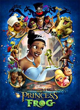 La princesa y el sapo - John Musker / Ron Clements