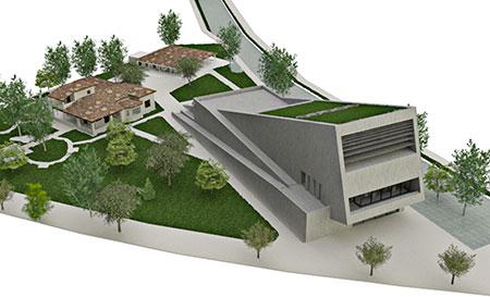 Proyecto Parque Cultural Otraparte