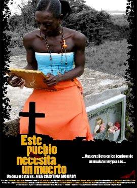 Este pueblo necesita un muerto - Ana Cristina Monroy