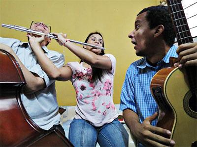 Agrupación Instrumental Quimba Trío