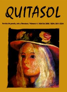 Quitasol - Revista de poesía, arte y literatura / N° 4 / Abril de 2008