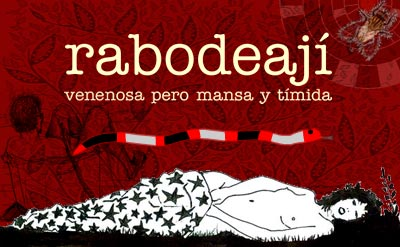 Rabodeají.com - Venenosa pero mansa y tímida