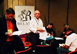Red de Escritura Creativa Relata / Ministerio de Cultura de Colombia / Fotografía por Milton Ramírez