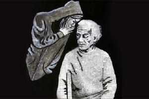 Retrato de un antipoeta - Víctor Jiménez Atkin