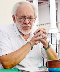 Ricardo Cuéllar Valencia - Foto Cuarto Poder de Chiapas