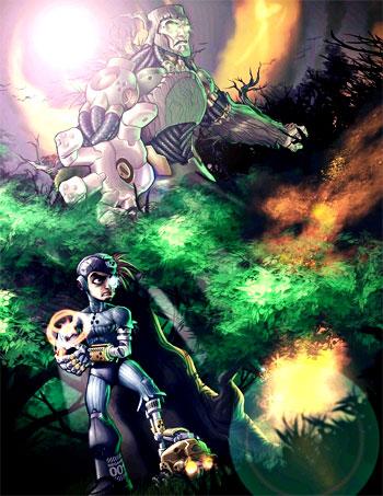Ilustración de Ricardo Pérez