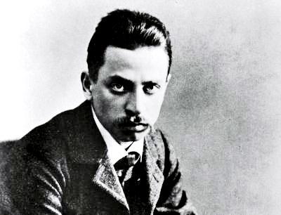 Rainer María Rilke (1875-1926)