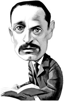 Rainer Maria von Rilke (1875 - 1926)