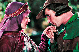Robin de los bosques - Michael Curtiz