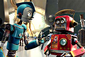 Robots - Chris Wedge / Carlos Saldanha