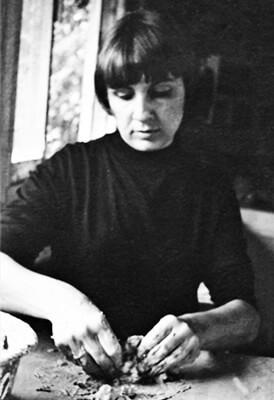 Rosemary Smith (Rosa Girasol) / (New York, 1932 - Envigado, 2010)
