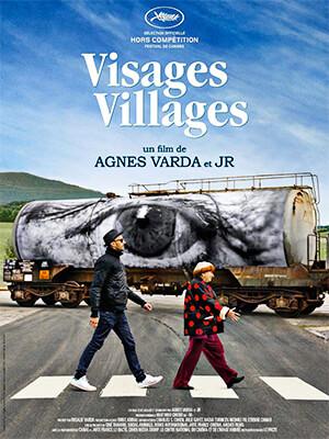 Rostros y lugares - Agnès Vardá / Jean René