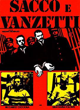 Sacco y Vanzetti - Giuliano Montaldo
