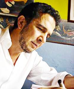 Samuel Vásquez - Taller de Artes de Medellín