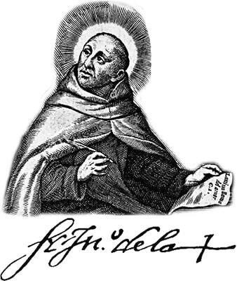 San Juan de la Cruz (1542 - 1591)