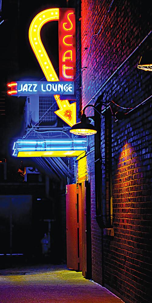 Foto del Scat Jazz Lounge en Fort Worth, Texas, Estados Unidos