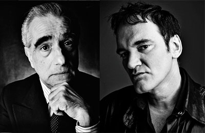 Martin Scorsese / Quentin Tarantino