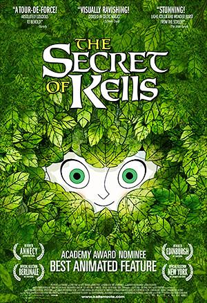 El secreto del libro de Kells - Tomm Moore / Nora Twomey