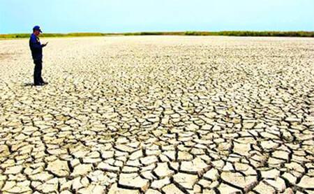 Sequía Colombia
