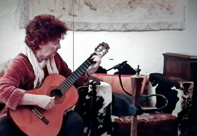 Dora Luz Echeverría en Ziruma