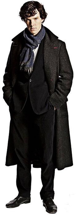 Sherlock 1 - Paul McGuigan / Euros Lynn