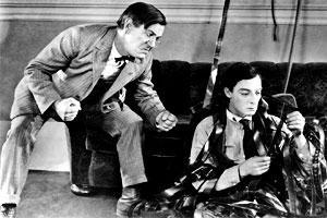 El moderno Sherlock Holmes - Buster Keaton