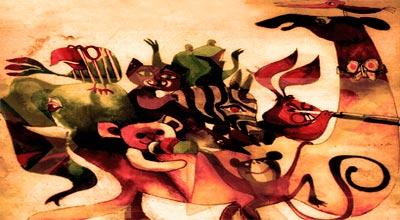 """""""The Animals Parade"""" por Yehoram Gaon"""