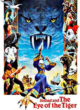 Simbad y el ojo del tigre - Sam Wanamaker