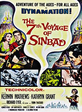 Simbad y la princesa - Nathan Juran