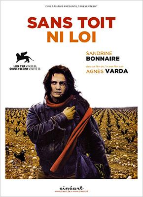 Sin techo ni ley - Agnès Varda