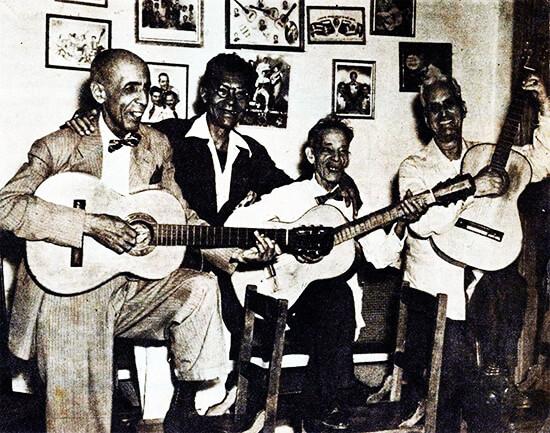 Rosendo Ruiz, Sindo Garay y Alberto Villalón - Foto © Cadena