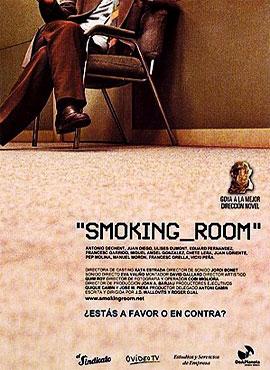 """""""Smoking_Room"""" - J. D. Wallovits / Roger Gual"""