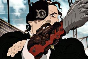 Steamboy, la máquina de vapor - Katsuhiro Otomo