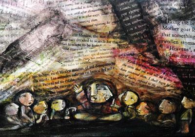 """""""Cuentacuentos"""" por Patricia Krebs"""