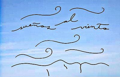 """""""Sueños al viento"""" de Vanessa Romero"""