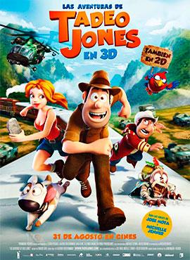 Las aventuras de Tadeo Jones - Enrique Gato